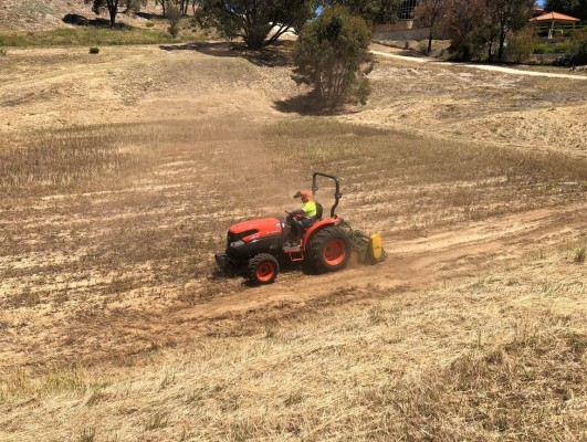 Arbor Mulch - clearing in action 5 of 6