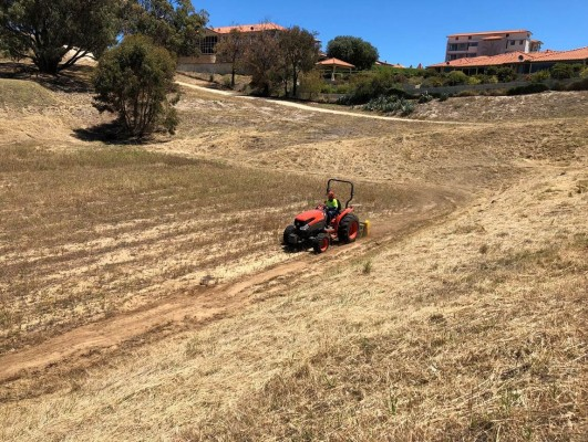 Arbor Mulch - clearing in action 1 of 6