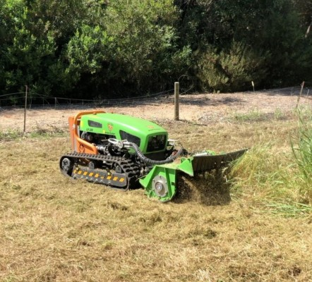 Slope Mowing in Perth