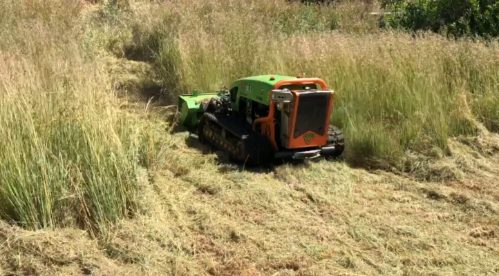 Slope Mowing in Perth 2