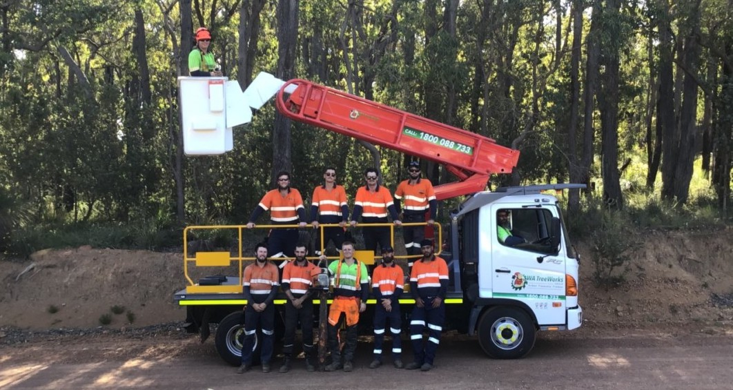 WaTreeWorks Specialised Equipment Group Photo
